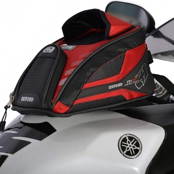 Geanta Moto Oxford 2L M2R Rosu OL286