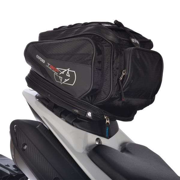Geanta Moto Oxford 30L T30R Negru Marimea OS OL335