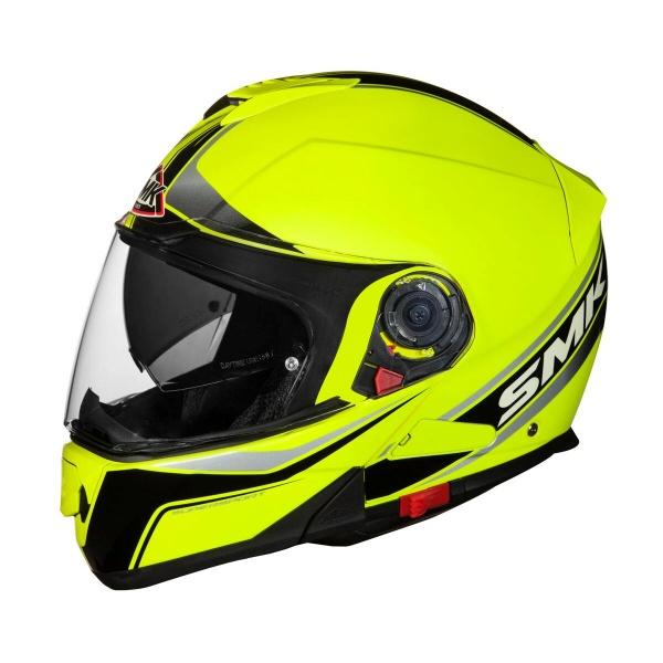 Casca Moto Smk Glide Flash Vision Hv420 Marimea XS SMK0100/17/HV420/XS