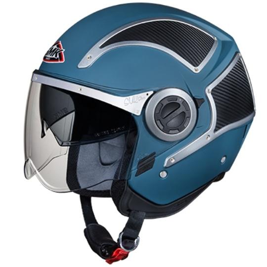 Casca Moto Smk Phoenix Matt Blue Ma5ca Marimea XS SMK0107/17/MA5CA/XS