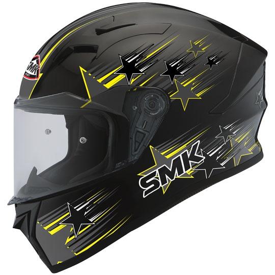 Casca Moto Smk Stellar Rain Star Ma264 Marimea 2XL SMK0110/18/MA264R/2XL