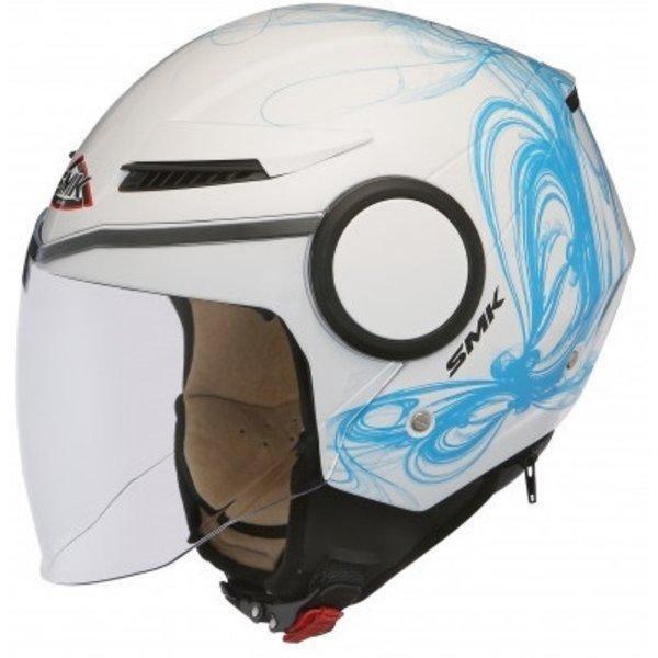 Casca Moto Smk Streem Fantasy Gl150 Marimea L SMK0111/18/GL150/L