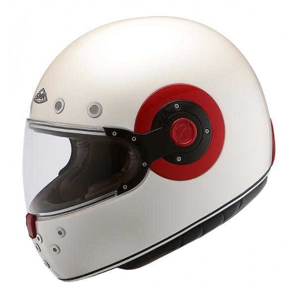 Casca Moto Smk Retro White Gl130 Marimea L SMK0112/18/GL130/L