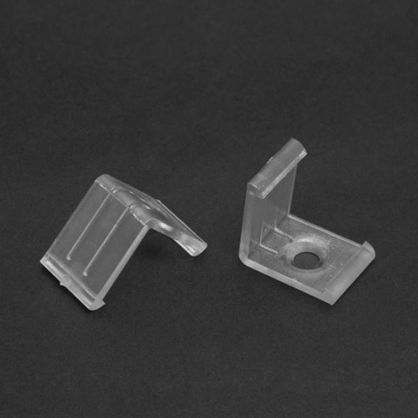Element De Fixare Pentru Fixare De Aluminiu Pentru Profilele Cod 41012 A1 A2/41011A1 A2 2 Buc 41012C