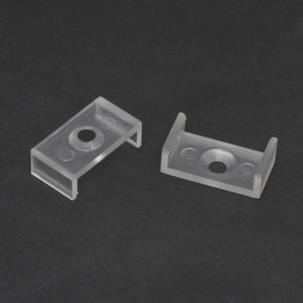 Element De Fixare Pentru Profiluri Led Din Aluminiu Familia 41015A1/41015A2 41015C