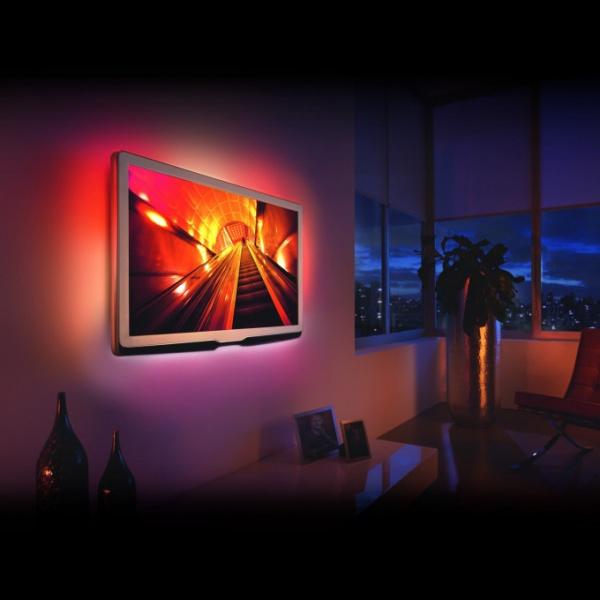 Benzi Led Pentru Iluminare Fundal Tv Cu Telecomandă 55850X