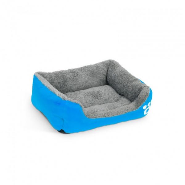 Yummie Culcuş Pentru Căţei 42 x 32 cm Albastru 60001BL