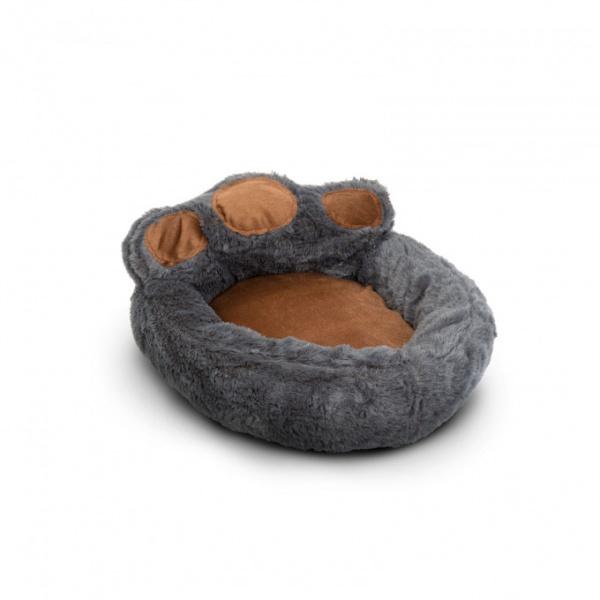 Yummie Culcuş Pentru Căţei Model Lăbuţă Mărime S Gri Maro 60012A