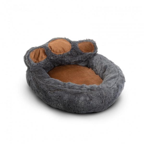 Yummie Culcuş Pentru Căţei Model Lăbuţă Mărime M Gri Maro 60012B