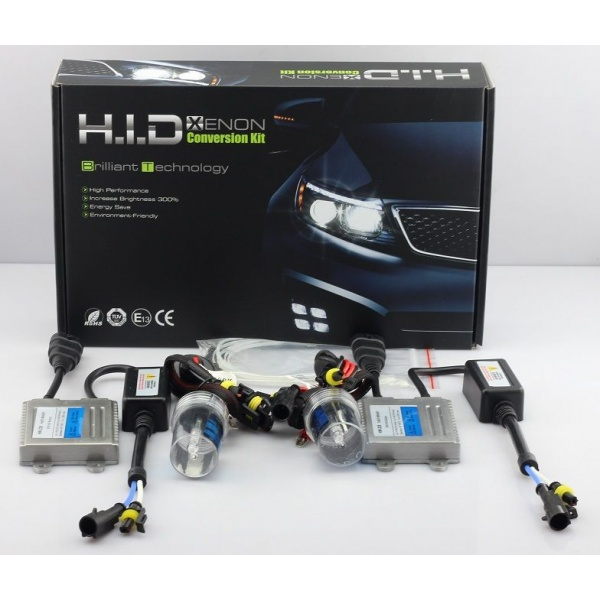 Kit Xenon H7 Ballast Fast Start 35W 6000K 12V