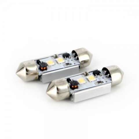 Led Sofit Carguard 3 SMD Canbus 39mm CAN111