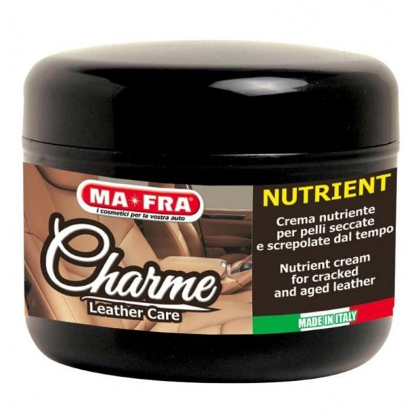 Ma-Fra Crema Hidratanta Pentru Tapiterie Din Piele Charme Nutrient 150ML H0050MA