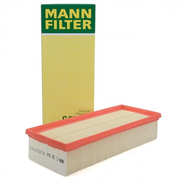 Filtru Aer Mann Filter Audi A3 8P 2008-2013 C35154