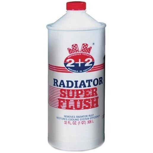 2+2 Solutie Curatat Radiator 945ML