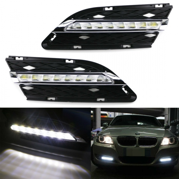 Grila Drl Led Bmw Seria 3 E90/E91 Facelift 2008-2012