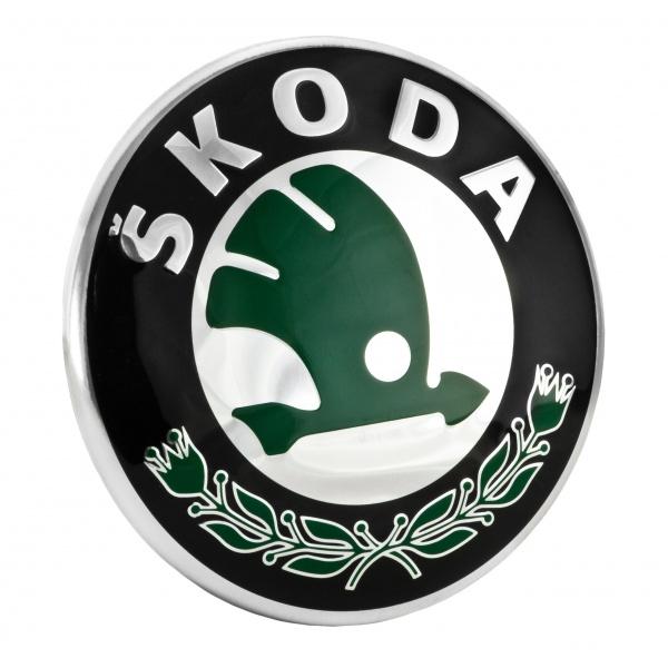 Emblema Spate Oe Skoda Fabia 1 1999-2008 1U0853621CMEL