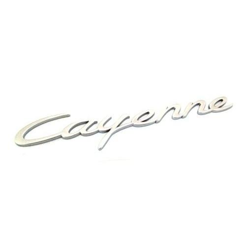 Emblema Cayenne Hayon Oe Porsche 95855967501