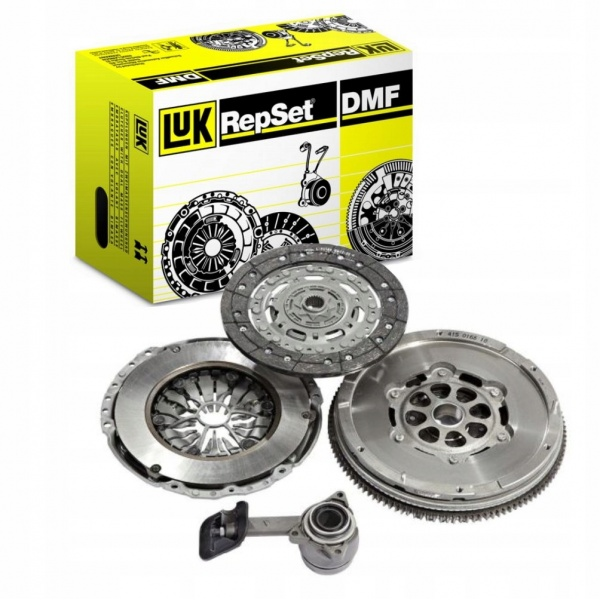 Kit Ambreiaj + Volanta Luk Skoda Superb 1 2001-2008 600004000