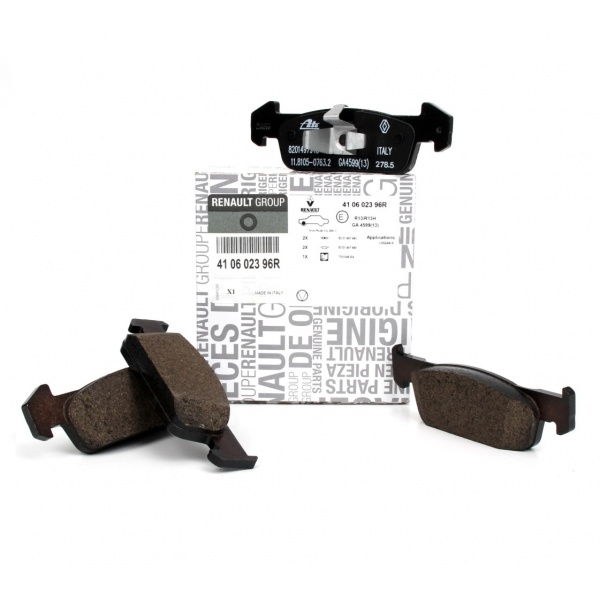 Set Placute Frana Dacia 410602396R