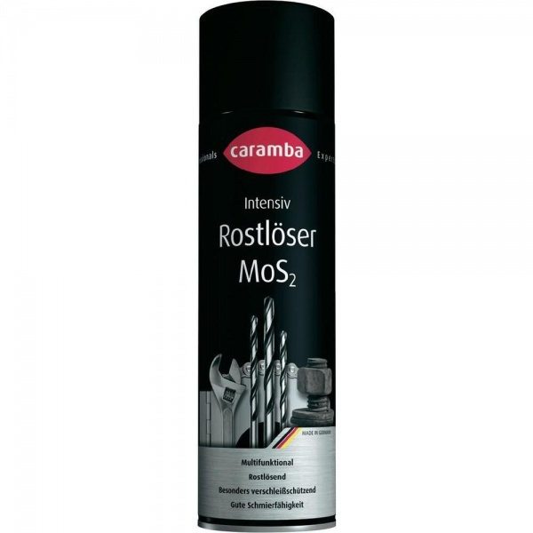 Caramba Spray Degripant Pe Baza De MoS2 500ML