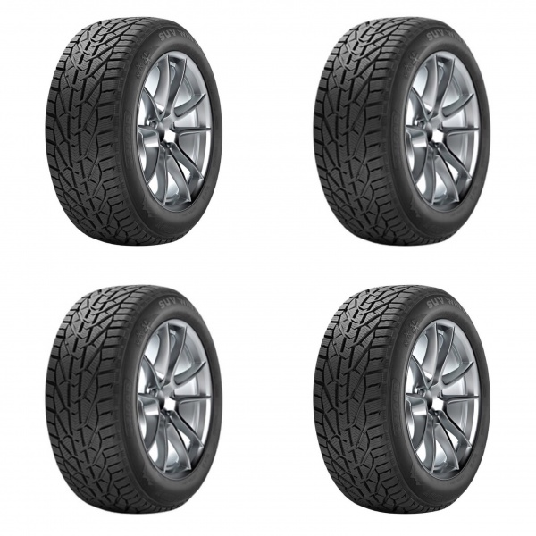 Set 4 Buc Anvelopa Iarna Tigar Winter 205/55 R16""