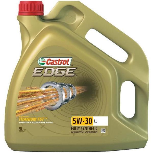 Ulei motor Castrol Edge 5W-30 5L