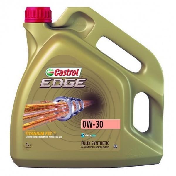 Ulei motor Castrol Edge Titanium FST 0W-30 4L