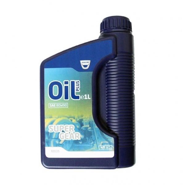 Ulei transmisie manuala Dacia Oil Plus Extra Gear 80W-90 1L