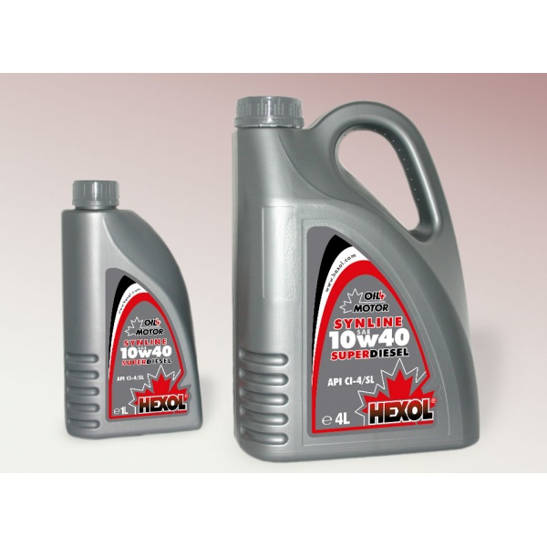 Ulei motor Hexol Superdiesel 10W-40 1L
