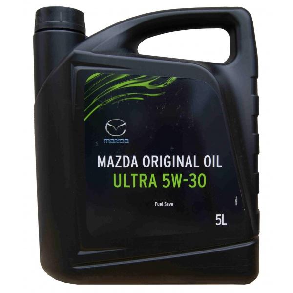 Ulei motor Mazda Ultra 5W-30 5L 183666