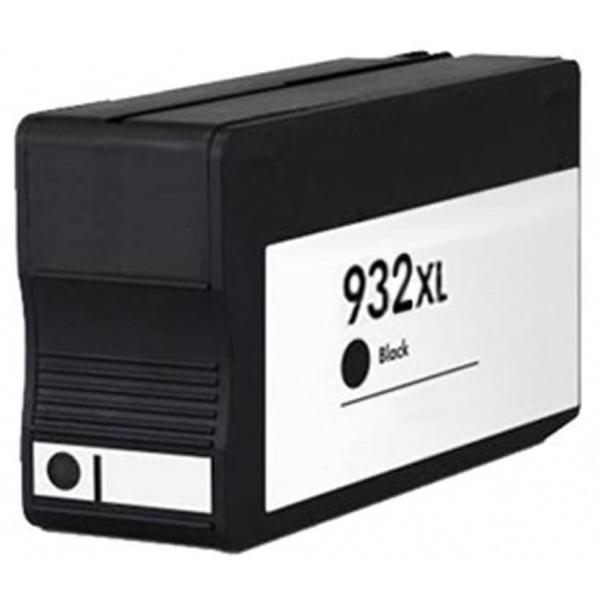 Cartus Imprimanta Compatibil HP 932XL (CN053AE) Negru Capacitate mare 932BKXL