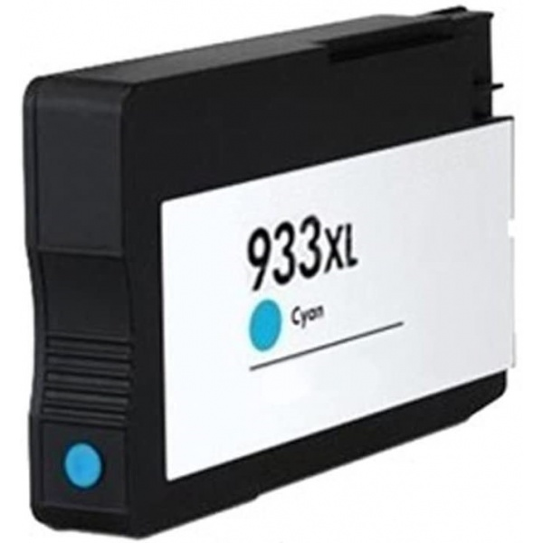 Cartus Imprimanta Compatibil HP 933XL (CN054AE)  Albastru Cian Capacitate mare 933CXL