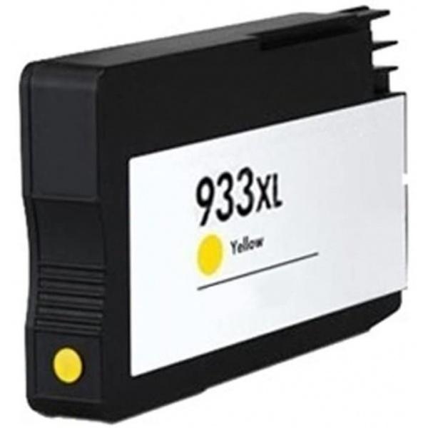Cartus Imprimanta Compatibil HP 933XL (CN056AE) Galben Capacitate mare 933YXL