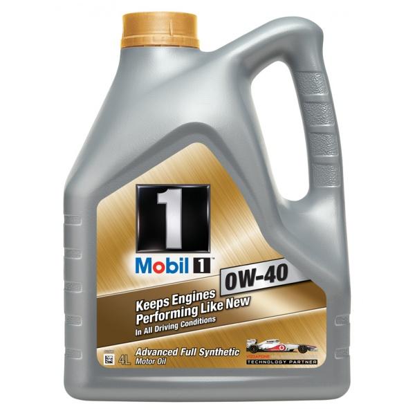 Ulei motor Mobil New Life 0W-40 4L