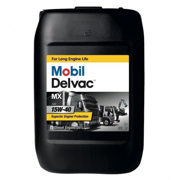 Ulei motor Mobil Delvac MX 15W-40 20L