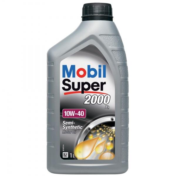Ulei motor Mobil Super 2000 10W-40 1L