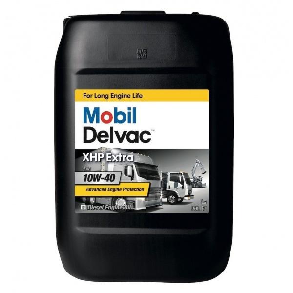 Ulei motor Mobil Delvac XHP Extra 10W-40 20L