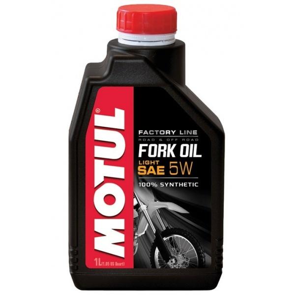 Ulei Furca Motul Fork Oil Factory Line 5W Light 105924 1L