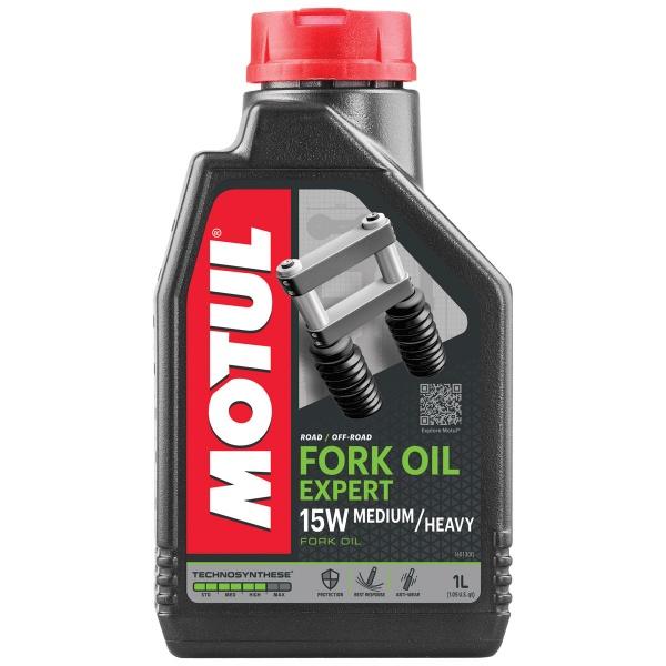 Ulei Furca Motul Fork Oil Expert 15W Medium / Heavy 105931 1L