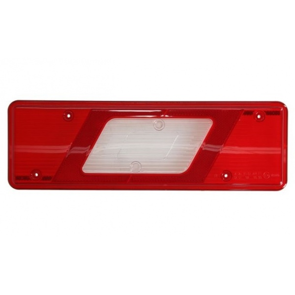 Dispersor Lampa Stop Spate Dreapta Am Ford Transit 8 2013→ Platou / Sasiu 1831256