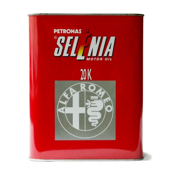 Ulei motor Selenia 20K Alfa Romeo 10W-40 Metal 2L