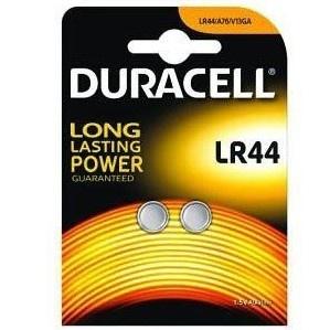 Set X 2 Baterii LR44 Duracell 30502395