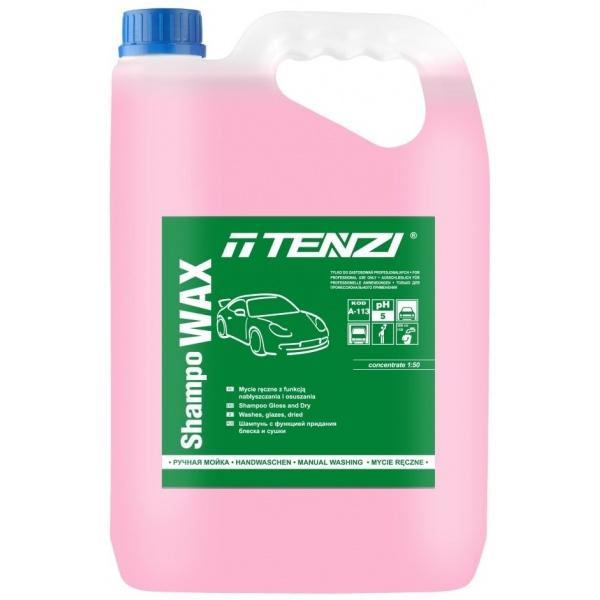 Tenzi Sampon Concentrat Cu Ceara 5L A113/005