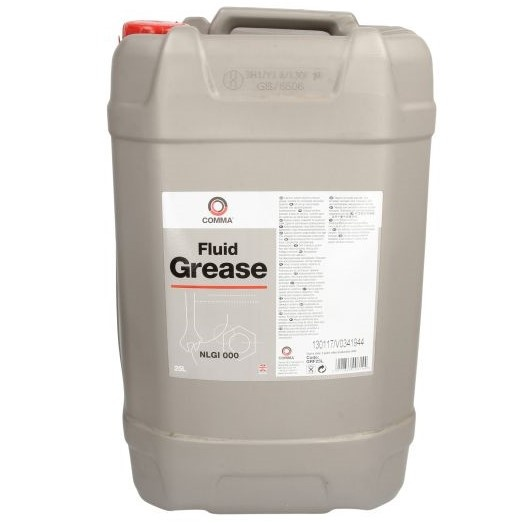 Vaselina Comma Fluid Grease 25L