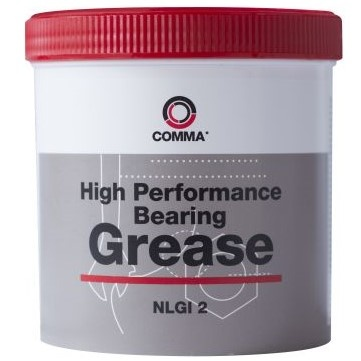 Vaselina Comma High Perf.grease 500G