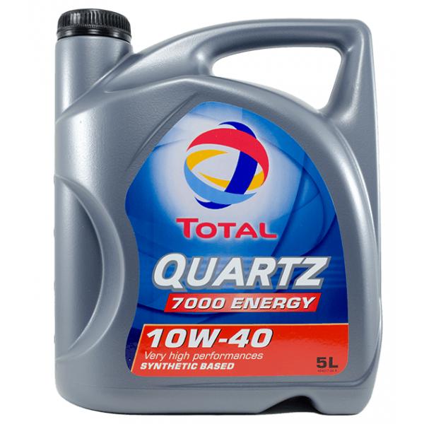 Ulei motor Total Quartz 7000 Energy 10W-40 5L