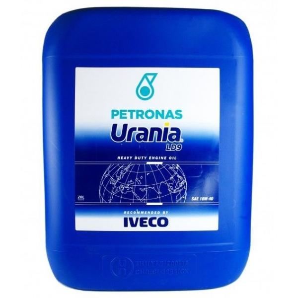 Ulei motor Urania Petronas Iveco LD9 10W-40 19119 20L