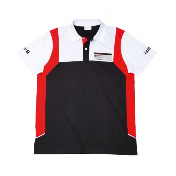 Tricou Oe Porsche Motorsport Collection Men's Polo Shirt Marimea L WAP79800L0F