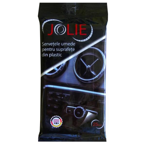 Jolie Servețele Umede Pentru Suprafețe Din Plastic 020146