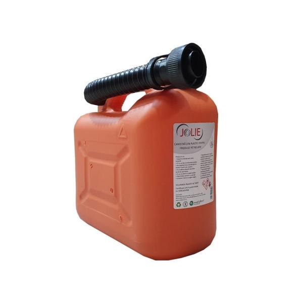 Jolie Canistră Pentru Produse Petroliere Gama Standard 5L 07